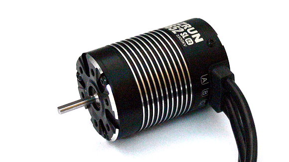 HOBBYWING EZRUN RC Model Black G2 3652SL 3300KV R/C Brushless Motor IM593