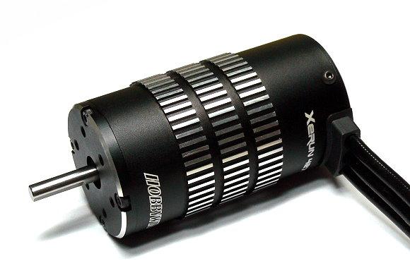 HOBBYWING XERUN 4274 2000KV Brushless Motor & EZRUN WP SC8 120A ESC Combo ME222