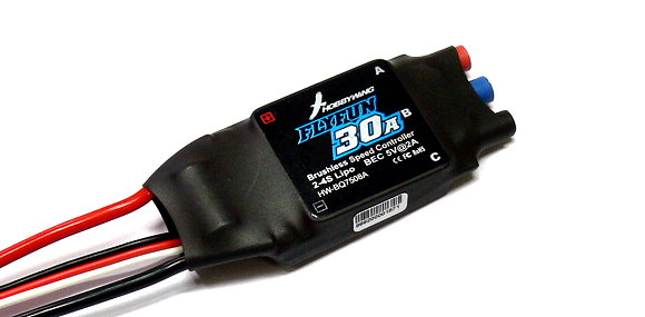 HOBBYWING FLYFUN 30A (B) RC Model Brushless Motor ESC Speed Controller SL087