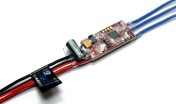 HOBBYWING FLYFUN 6A RC Model Brushless Motor ESC Speed Controller SL090