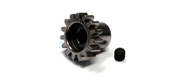 HOBBYWING RC M1 15T 5mm Shaft Steel Pinion R/C Hobby Motor Gear AC170