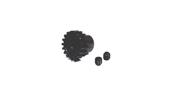 HOBBYWING RC M1 17T 5mm Shaft Steel Pinion R/C Hobby Motor Gear AC176