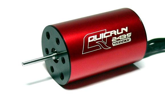 HOBBYWING QUICRUN RC Model 2435SL 4500KV Sensorless Brushless Motor IM215