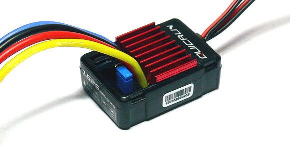 HOBBYWING QUICRUN WP1625 R/C Hobby Brushed Motor ESC Speed Controllers SE020
