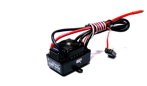 HOBBYWING EZRUN WP SC8 Waterproof 120A Brushless ESC Speed Controller (Used)