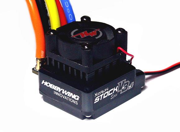 HOBBYWING XERUN Black V3.1 RC Brushless Motor 100A ESC Speed Controller SL212