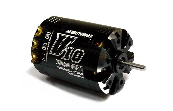 HOBBYWING XERUN RC Model V10 3450KV 10.5T R/C Sensored Brushless Motor IM228