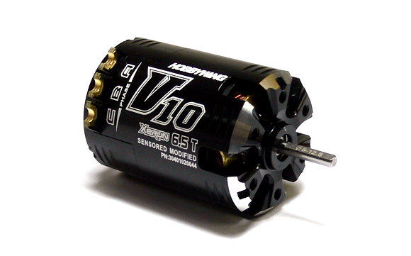 HOBBYWING XERUN RC Model V10 5340KV 6.5T R/C Sensored Brushless Motor IM232