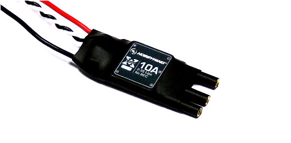 HOBBYWING XRotor 10A V1 RC Model Brushless Motor ESC Speed Controller SL084