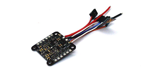 HOBBYWING XRotor Micro 12A 4 IN 1 Brushless Motor ESC Speed Controller SL040