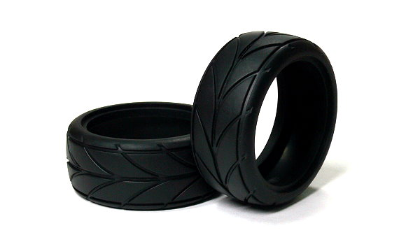 HSP Racing R/C Hobby 62x26mm On-Road 02019 RC Model Radial Tires WT351