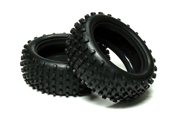 HSP Racing R/C Hobby 86x32mm Off-Road 06009F RC Model Buggy Tires WT372