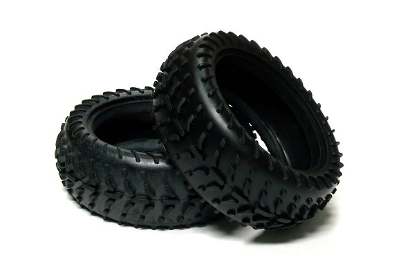 HSP Racing R/C Hobby 86x32mm Off-Road 06009VF RC Model Buggy Tires WT369