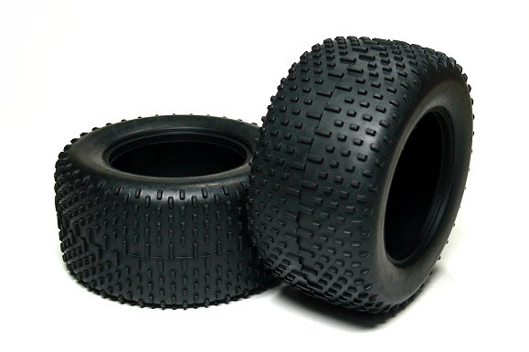 HSP Racing R/C Hobby 106x86mm Off-Road 17702 RC Model Buggy Tires WT384