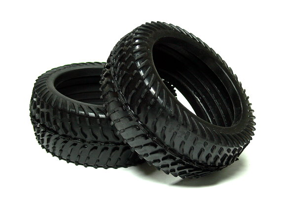 HSP Racing R/C Hobby 110x42mm Off-Road 81034 RC Model Buggy Tires WT387