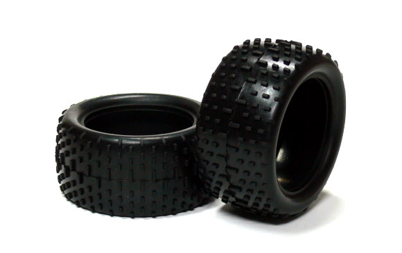 HSP Racing R/C Hobby 72x36mm Off-Road 83704 RC Model Buggy Tires WT360