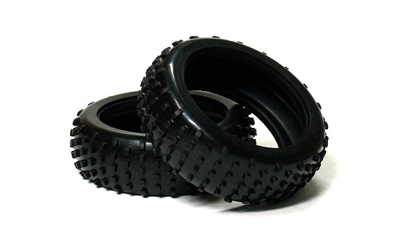 HSP Racing R/C Hobby 74x22mm Off-Road 85006F RC Model Buggy Tires WT354