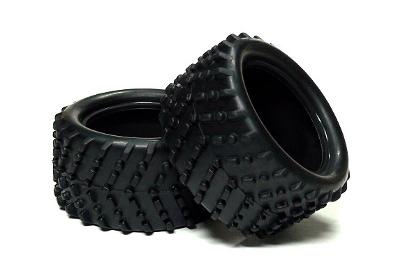 HSP Racing R/C Hobby 76x39mm Off-Road 86016 RC Model Buggy Tires WT366