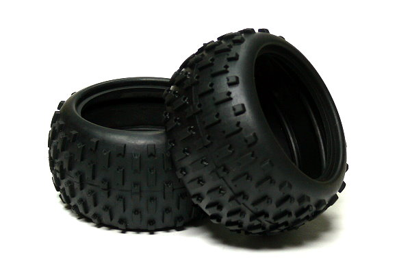 HSP Racing R/C Hobby 72x39mm Off-Road 87001 RC Model Buggy Tires WT363