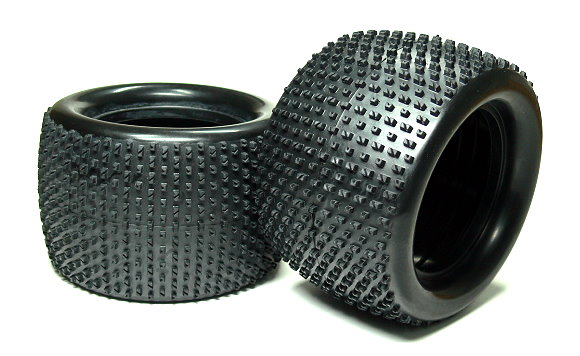 HSP Racing R/C Hobby 132x86mm Off-Road 88105 RC Model Buggy Tires WT411