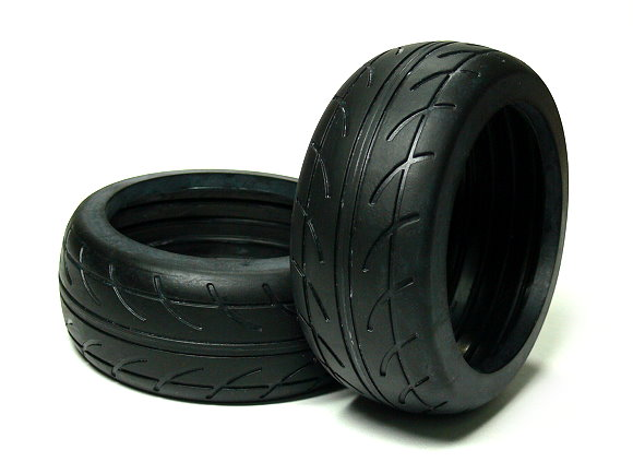 HSP Racing R/C Hobby 106x44mm On-Road 89110 RC Model Radial Tires WT381
