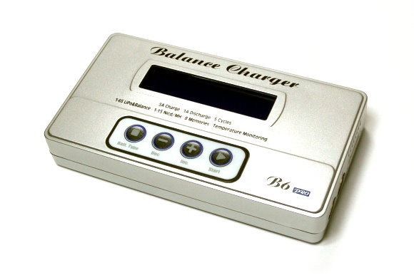 imaxRC Model B6 Pro Li-Polymer R/C Hobby Balance Digital Charger BC032