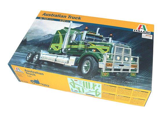 ITALERI Truck & Trailers Model 1/24 Australian Truck Scale Hobby 719 T0719