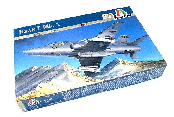 ITALERI Aircraft Model 1/48 Hawk T. Mk. 1 Scale Hobby 2669 T2669