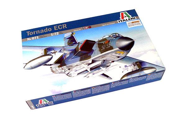 ITALERI Aircraft Model 1/72 Tornado ECR Scale Hobby 071 T0071