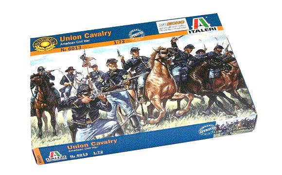 ITALERI Historics 1/72 American Civil War Union Cavalry Scale Hobby 6013 T6013