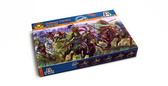 ITALERI Historics 1/72 Late Roman Empire Gothian Cavalry Scale Hobby 6138 T6138