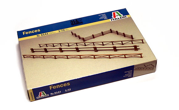 ITALERI Military Model 1/72 Accessories Fences Scale Hobby 6141 T6141