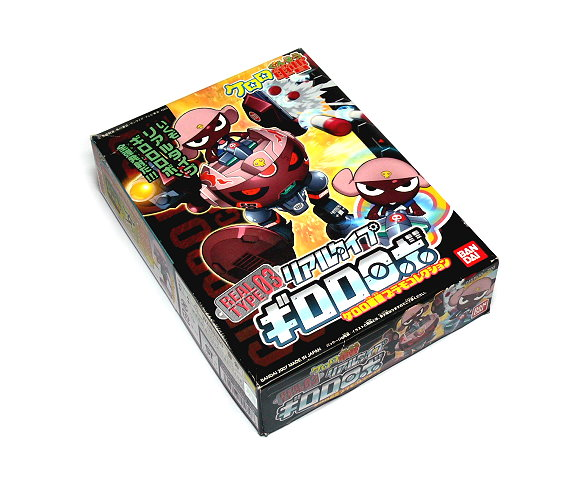Bandai Hobby Japan Keroro Type03 Plamo Collection Giroro Robo 0151910 KM426