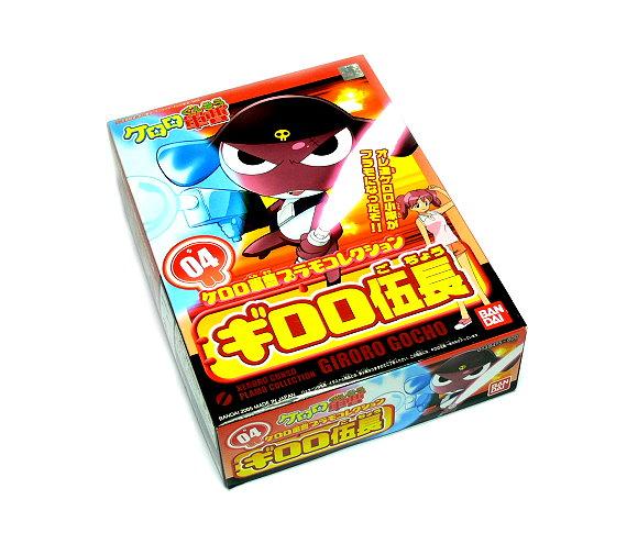 Bandai Hobby Japan Keroro 04 Plamo Collection Giroro Gocho Model 0138415 KM442