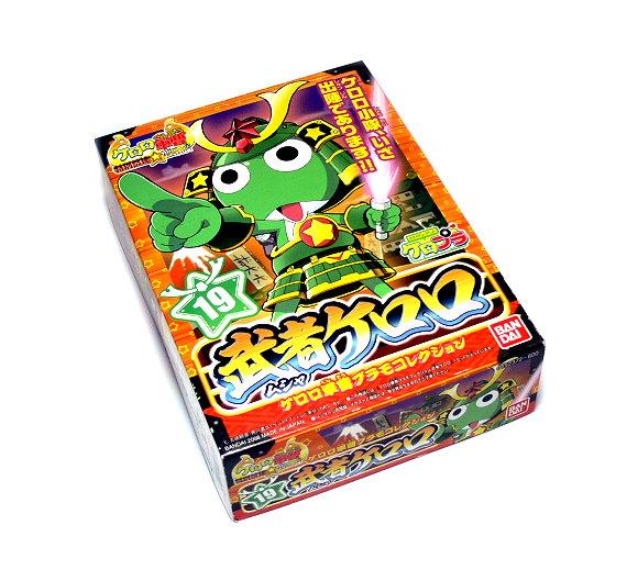 Bandai Hobby Japan Keroro 19 Keroro Japan Samurai Model 0152372 KM466