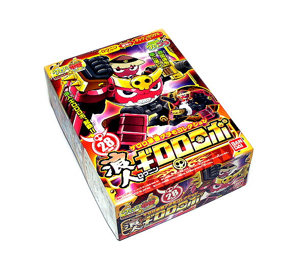 Bandai Hobby Japan Keroro 28 Giroro Robo Japan Samurai Model 0156661 KM502