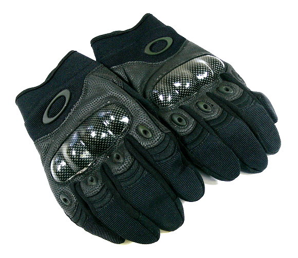 RESEARCH Kevlar Tactical Gloves (Black) GE598