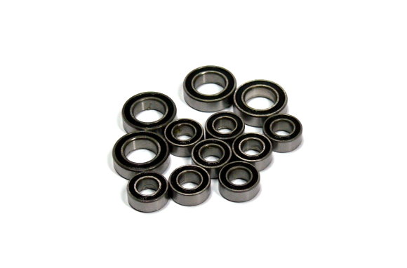 RCS Model Bearing Set for Kyosho RC 67 VETTE / GP10 4WD BG002