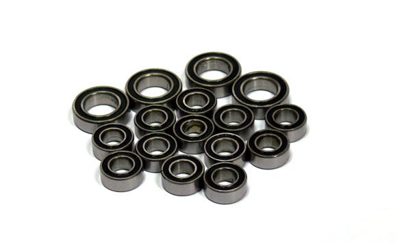 RCS Model Bearing Set for Kyosho RC COBRA DAYTONA BG012