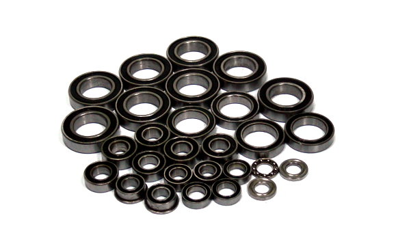 RCS Model Bearing Set for Kyosho RC EVOLVA 2005 BG022