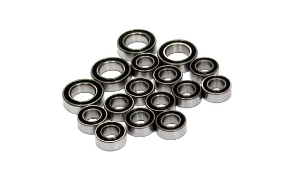RCS Model Bearing Set for Kyosho RC MCLAREN F-1, STOCK CAR, ZABOON BG050