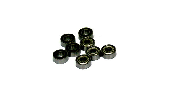 RCS Model Bearing Set for Kyosho RC MINI Z MR-02 BG055