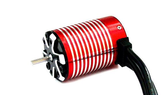LEOPARD RC Model V2 3653 3450KV 4 Poles R/C Hobby Inrunner Brushless Motor IM970