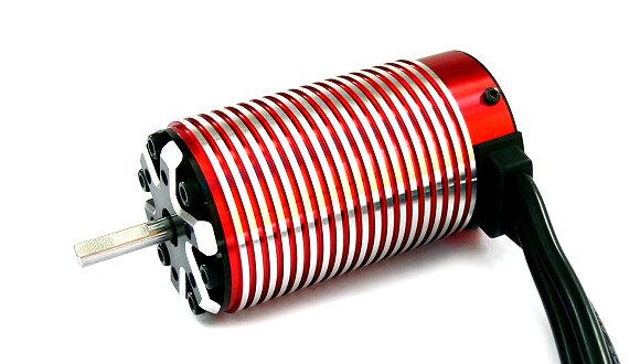 LEOPARD RC Model V2 4275 1450KV 4 Poles R/C Hobby Inrunner Brushless Motor IM985