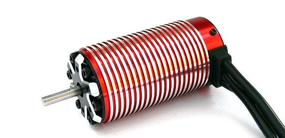 LEOPARD RC Model V2 4282 1680KV 4 Poles R/C Hobby Inrunner Brushless Motor IM988