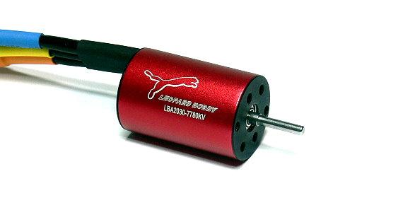 LEOPARD RC Model 2030 12T KV7780 2 Poles R/C Hobby Brushless Motor IM008