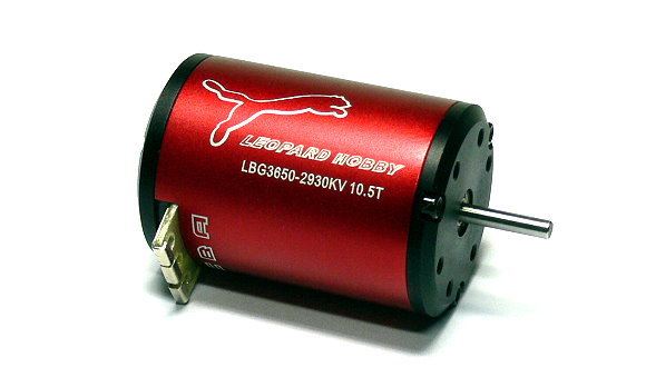 LEOPARD RC Model 3650 10.5T KV2930 2 Poles R/C Hobby Brushless Motor IM024