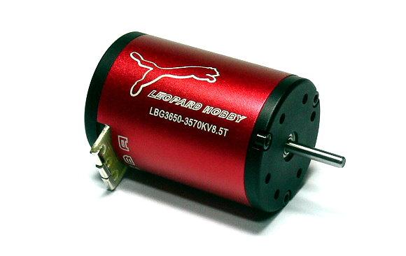 LEOPARD RC Model 3650 8.5T KV3570 2 Poles R/C Hobby Brushless Motor IM028