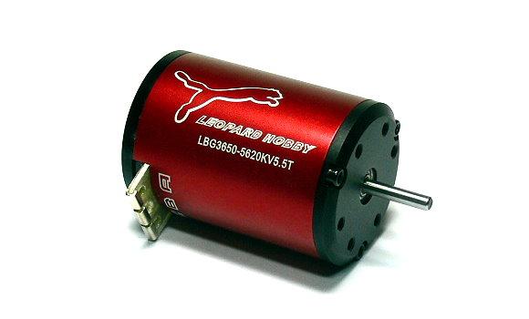 LEOPARD RC Model 3650 5.5T KV5620 2 Poles R/C Hobby Brushless Motor IM034