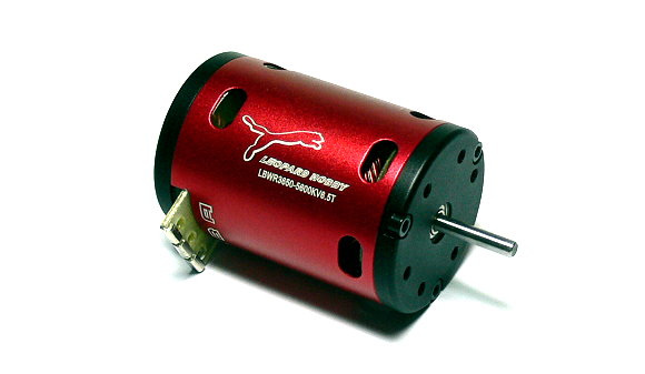 LEOPARD RC Model 3650 6.5T KV5600 R/C Hobby Sensored Brushless Motor IM048